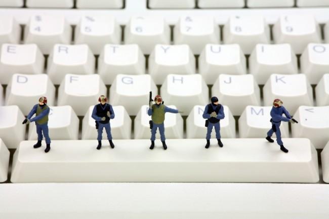 Plaider pour une équipe de sécurité tout à fait séparée n'est pas chose facile pour les responsables de la sécurité. (Crédit D.R.)