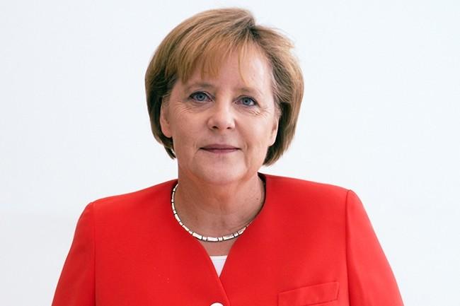 La chancelière allemande, Angela Merkel, a aussi vu certaines de ses informations personnelles diffusées. (Crédit : Wikipedia)