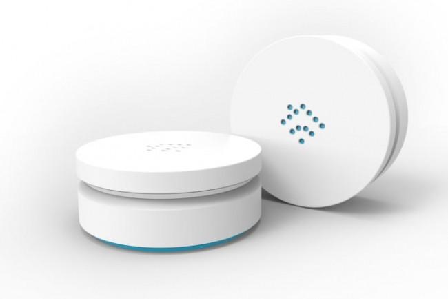 Le Node-ify Axon utilise la technologie Bluetooth Low Energy pour transmettre ses informations. (Crédit : Palo Alto Innovation)