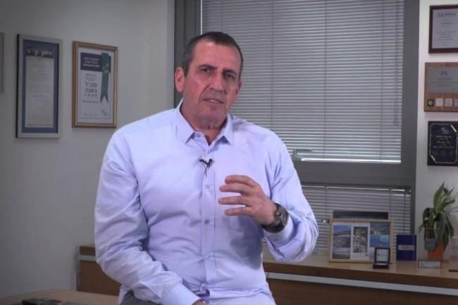 Eyal Waldman, cofondateur, président et CEO de Mellanox depuis sa création en 1999 a précédemment co-fondé le fabricant de semiconducteur Galileo Technology racheté par Marvell Technology en 2001. (crédit : D.R.)