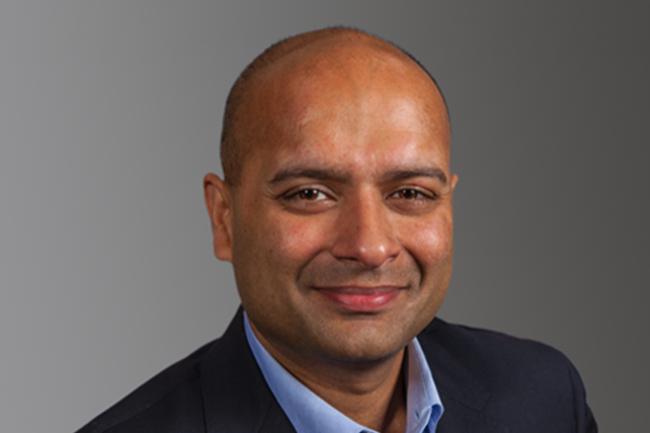 Rahul Gupta était déjà en charge des services technologiques de Conduent depuis 2017. (Crédit : Conduent)
