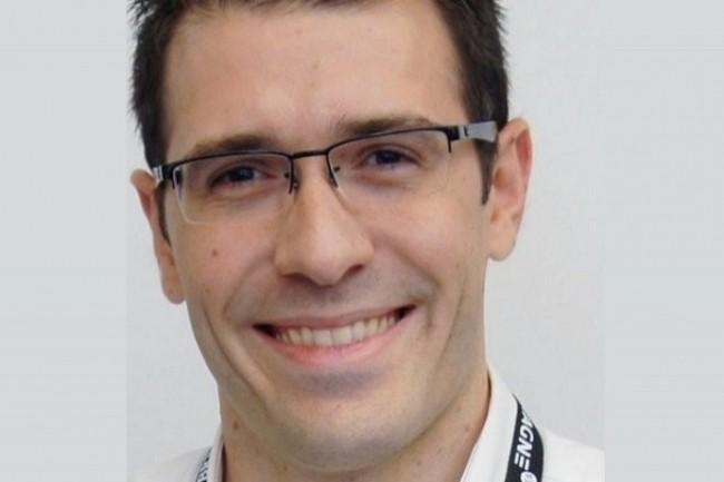 Le nouveau CISO du Crédit Mutuel Arkéa, Julien Gueguen, est dans la maison depuis dix ans. (Crédit : D.R.)