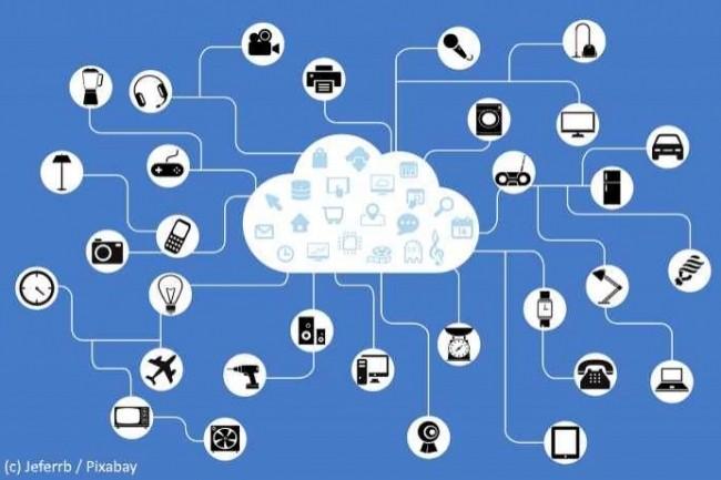 Plusieurs questions se posent pour la réalisation d'un projet IoT en entreprise. (Crédit Photo : Jefferb/Pixabay)