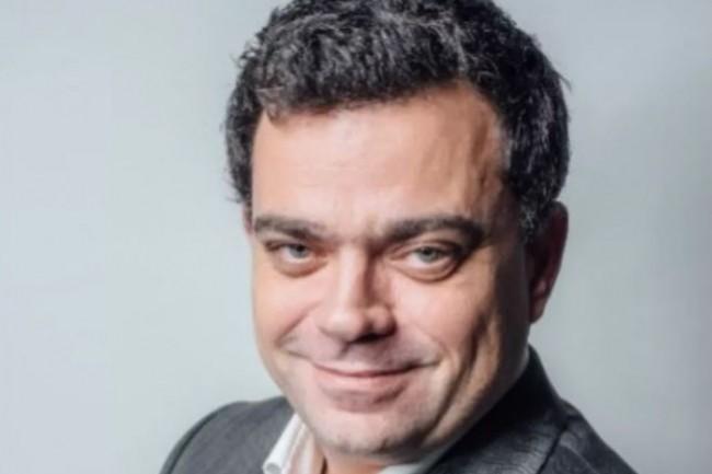 Xavier Latil, directeur général The Blockchain Group. (crédit : D.R.)