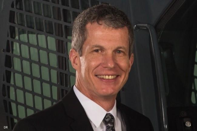 Randy Carrey, vice-président en charge de la transformation numérique de Manitou, voulait améliorer l'expérience utilisateur des concessionnaires