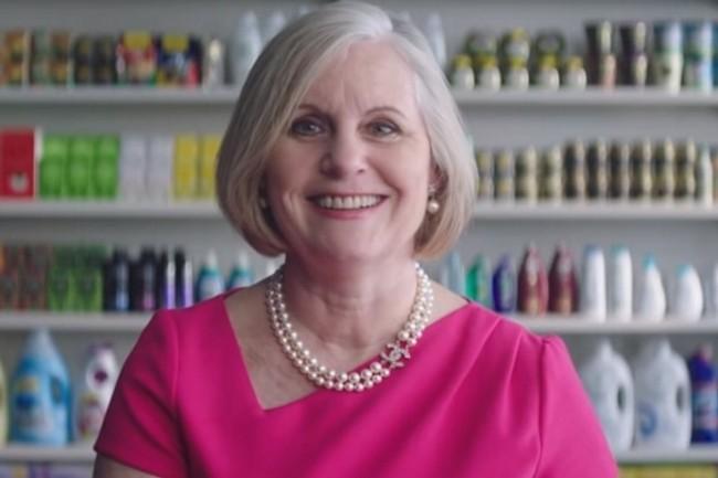 Jane Moran, DSI d'Unilever, croit beaucoup à la collaboration sur l'innovation avec ses partenaires IT. (Crédit Photo : DR)