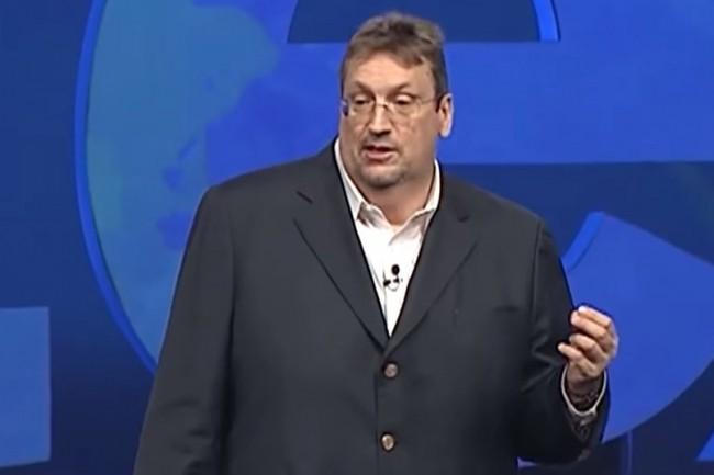 Le rachat de Liaison Technologies va permettre à OpenText, dirigé par Mark Barrenechea (CEO), d'étendre son business aux secteurs des sciences de la vie, de la santé et du manufacturing. (crédit : D.R.)