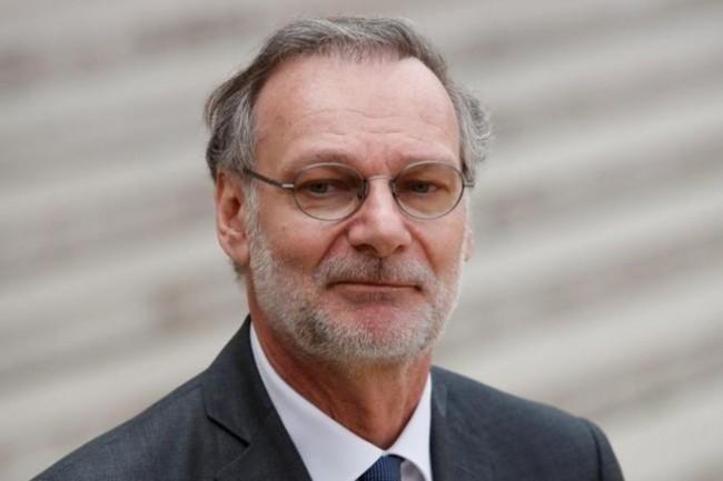 CEO d'Accenture depuis 2011, Pierre Nanterme quitte l'entreprise pour raison de santé. (Crédit : Accenture)