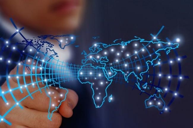 Les entreprises françaises tout comme celles américaines, chinoises anglaises ou encore allemandes commencent à s'engager dans la chasse aux compétences IA. Crédit. D.R.
