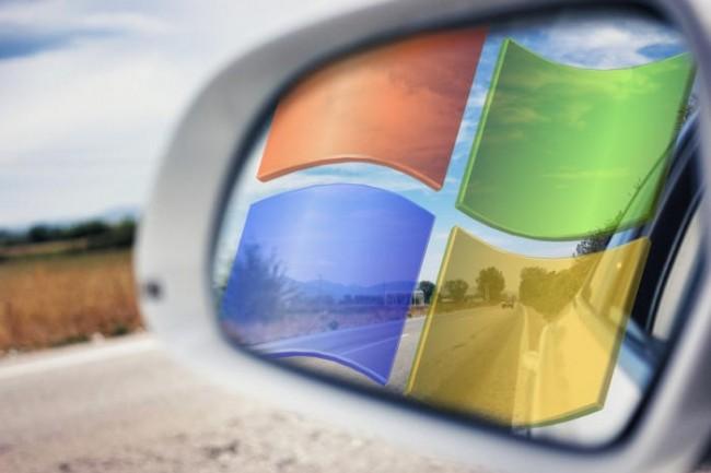 Tic-tac : Le compte à rebours de Windows 7 s'égrène en une série de chiffres tout au long de l'année 2019. (pan xiaozhen modified by IDG Comm. / Microsoft)
