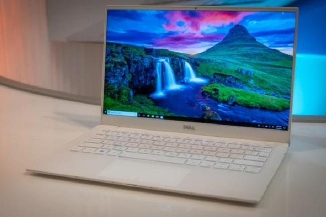 Comme chaque année, une série de PC et périphériques a été particulièrement remarqué au CES, comme l'XPS 13 de Dell. (Crédit IDG)