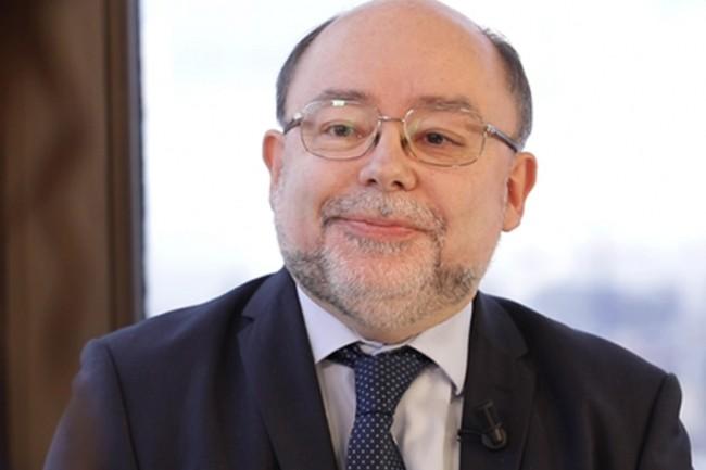 Pierre Guillemet, directeur général de l'entité CAGIP, travaille dans l'informatique du Crédit Agricole depuis 1985.