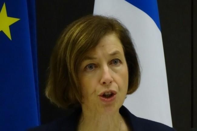 Florence Parly, ministre des Armées, a officiellement entériné le volet offensif de la stratégie française de cyberdéfense. (Crédit Photo : Jacques Cheminat)