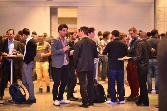 Chaque année, BigUp For Startup organise des  rencontres régionales entre des industriels et des jeunes pousses et PME ayant développé des projets innovants.  Crédit. D.R.