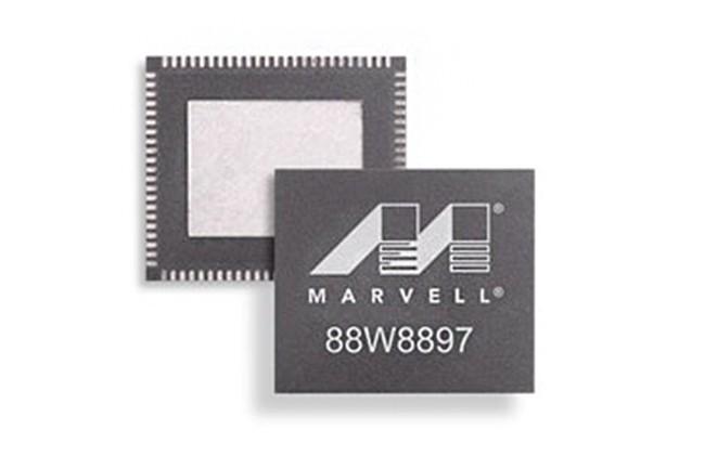 Les SoC compatibles avec Threadx, dont le Marvell Avastar 88W8897, sont intégrés dans une multitude de terminaux grand public comme des PC et smartphones, mais aussi les PS4 et Xbox One. (Crédit : Marvell)