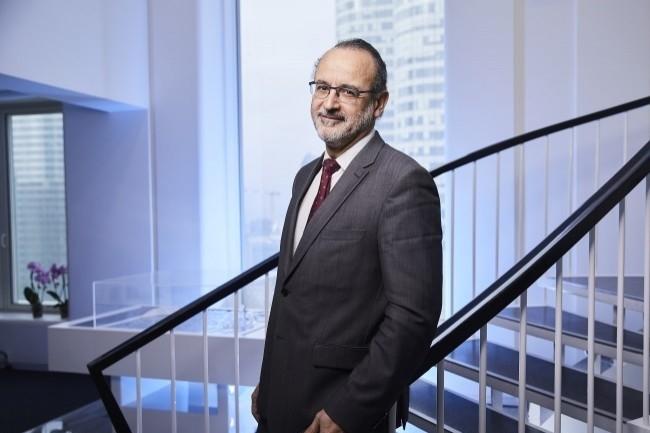 Jean-Claude Laroche, président du Cercle cybersécurité du Cigref, s'est rendu à Lille pour le comité de suivi de l'Appel de Paris. (crédit : Bruno Levy)
