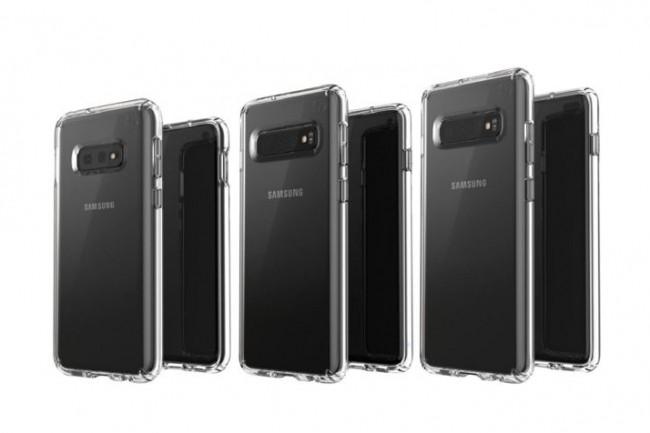 Caméra à triple objectif, Bixby et prise jack 3,5 mm semblent bien au rendez-vous des prochains Galaxy S10 de Samsung. (crédit : D.R.)