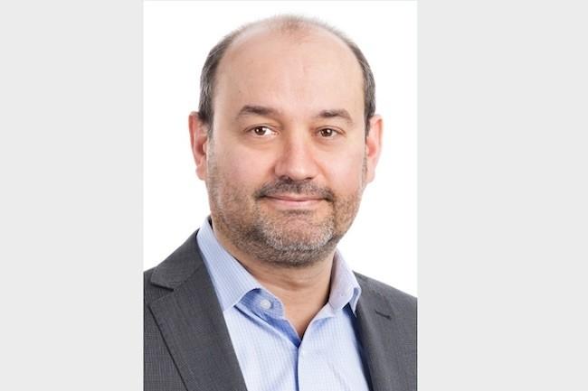 En tant que nouveau DG adjoint de Metron, David Bardina entend « aider la société à devenir un champion mondial des solutions digitales au service de la transition énergétique ». (Crédit : Metron)