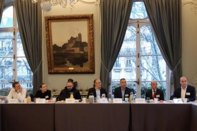 Le 25 janvier 2019, le CPI-B2B s'est réuni sur le thème « Quand le matériel se transforme en logiciel : infrastructures convergées et automatisation. » (CIO France / B.L.)
