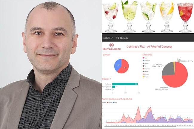 En tant que Cloud domain manager du groupe Rémy Cointreau, Laurent Boyadjian coordonne tout le déploiement de Box dans les différentes divisions ainsi que les projets Skills. (Crédit : Rémy Cointreau)