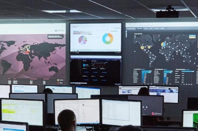 SecureData dispose d'un centre de sécurité opérationnel (SOC) qui va compléter les 9 d'Orange Cyberdéfense. (crédit : SecureData)