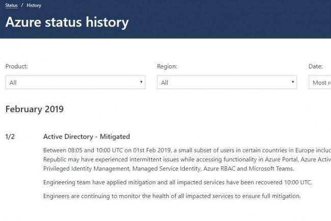 C'est donc CenturyLink DNS qu'il faut blâmer pour la dernière panne des services Microsoft 365.