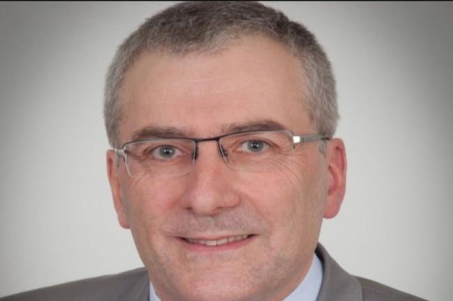Michel Toussaint, DSI de la clinique Rhéna, a confié à Axians et HPE la modernisation de l'infrastructure IT de l'établissement de santé. (crédit : D.R.)