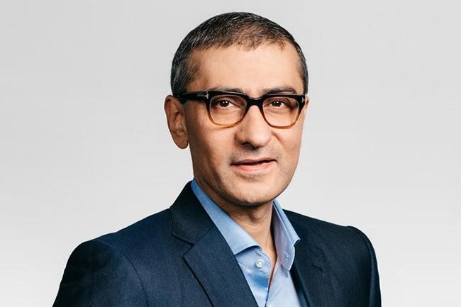 Rajeev Suri, président et CEO de Nokia, compte sur l'arrivée de la 5G en entreprise pour renforcer son activité réseau en 2019. (Crédit : Nokia)