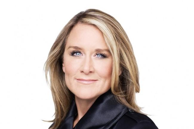 Angela Ahrendts quittera ses fonctions de VP retail d'Apple en avril prochain. (Crédit : Apple)