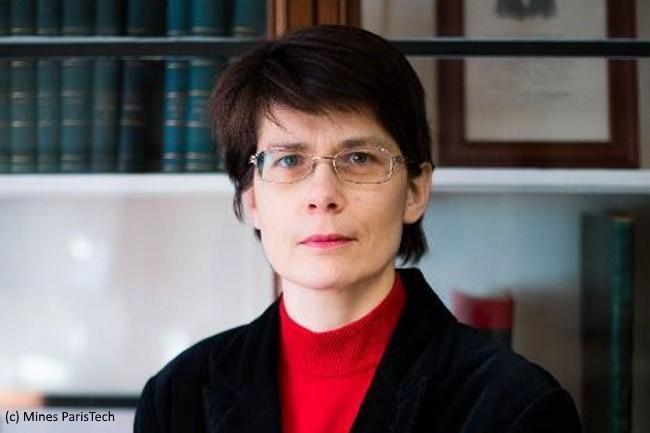 Hélène Le Du a rejoint Mines ParisTech en 2017. (crédit : Mines ParisTech)