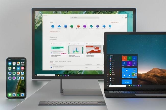Pour Jared Spataro, vice-président de Microsoft 365, la suite Office 2019 est « figée dans le temps ». crédit : D.R.
