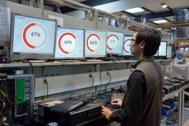 Bred Banque Populaire a confié la gestion de la fin de vie de ses équipements IT et télécom à ATF Gaia. (crédit : Aymeric Warmé Janville)