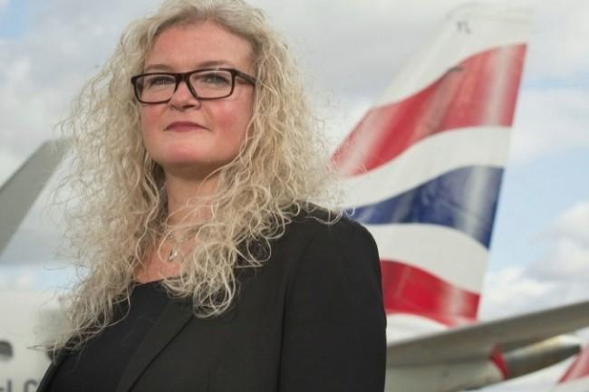 Alison Fitzgerald, COO de l'aéroport de London City, mise sur la proximité des start-ups pour avoir un accès rapide aux technologies. (crédit : CIO UK)