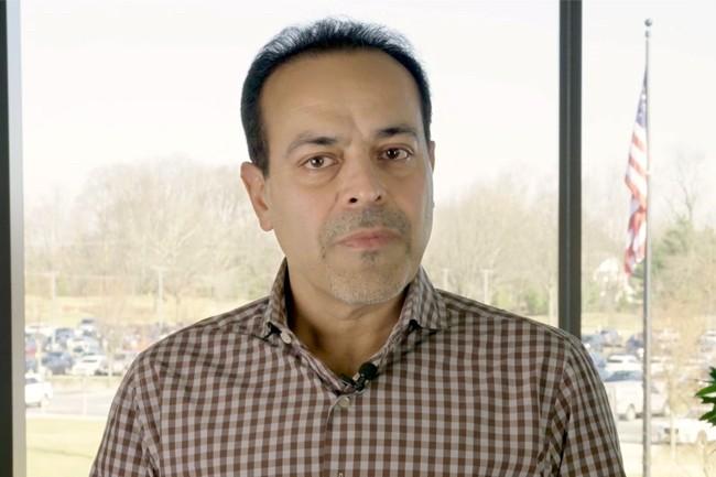 Sanjay Mirchandani était précédemment CEO de Puppet depuis deux ans. (Crédit : Commvault)