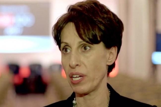 Shirine Khoury-Haq, directrice des opérations de Lloyds of London, mène plusieurs PoC sur la blockchain. (Crédit Photo : CIO UK)