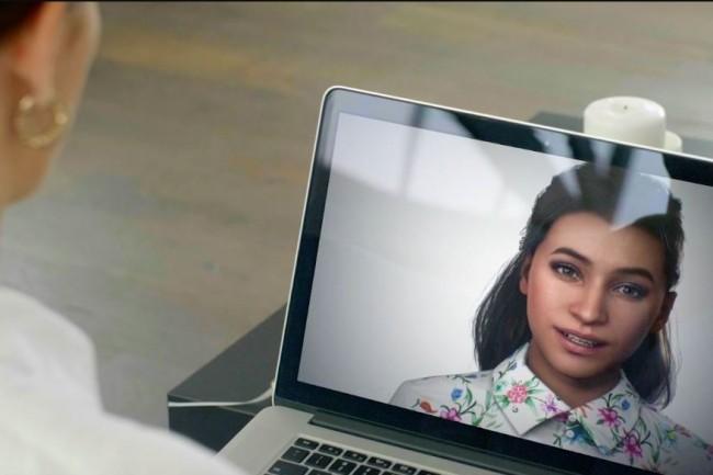 Fin février, l'assistante virtuelle Mia va commencer à répondre aux demandes de prêts formulées par un groupe de clients sélectionnés par UBank en Australie. (Crédit : UBank)