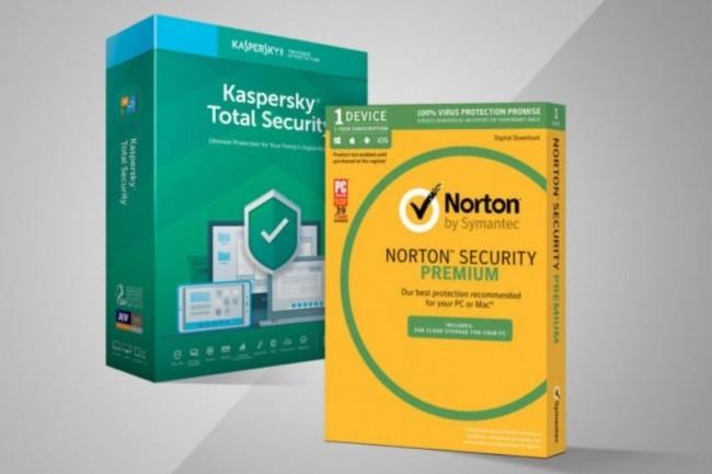 Dans les tout derniers tests antivirus, en particulier zero-day et anti-malware courants réalisés en septembre et octobre, les solutions de Kaspersky et de Norton ont tous deux obtenu un score de 100 %, (crédit : Rob Schultz / IDG)