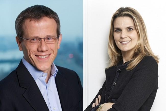 Les nominations d'Olivier Ribet et Victoire de Margerie sont annoncées alors que se tient à Dallas la conférence Solidworks 2019, de Dassault Systèmes. (Crédit : DS)