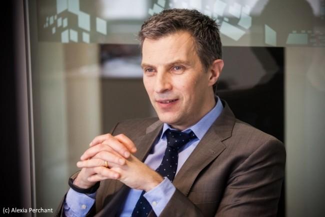 Pierre Mas est DSI de La Mutuelle Générale depuis juin 2018.