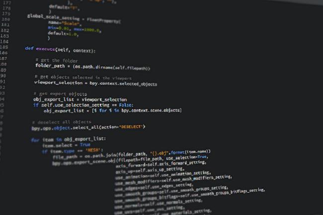 Python est un langage de plus en plus populaire auprès des développeurs, et son usage est particulièrement privilégié dans les métiers liés aux données. (Crédit : JohnsonMartin, Pixabay)