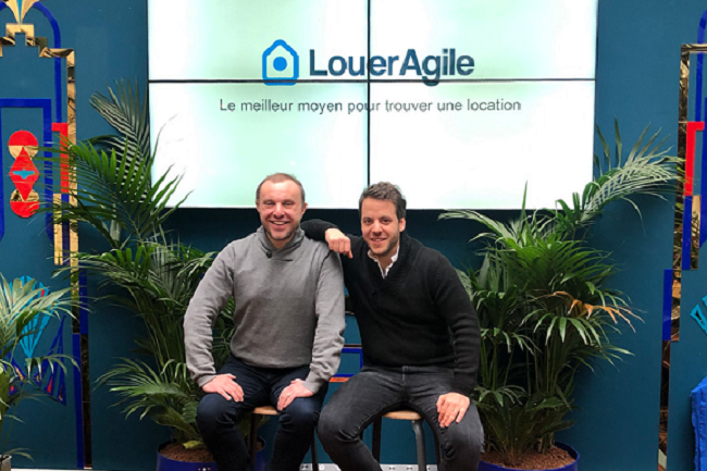 LouerAgile lève 1,5 million d'euros