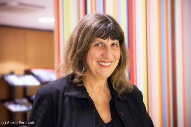 Elisabeth Humbert-Bottin, directeur général du GIP-MDS, se réjouit de la réussite du prélèvement à la source de l'impôt sur le revenu. (crédit : D.R.)