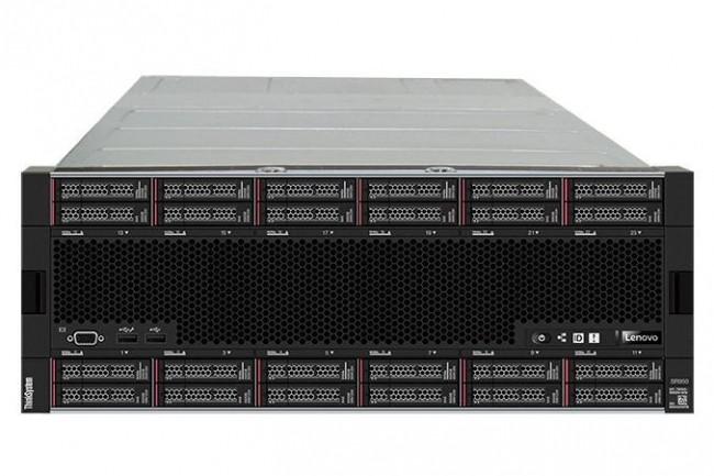 Toutes les activités de Lenovo, notamment les infrastructures pour datacenter, sont en croissance. (Crédit Lenovo)