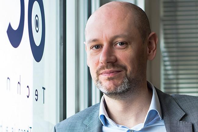 Ludovic Cinquin est un des cofondateurs d'Octo Technology. (Crédit : Octo)