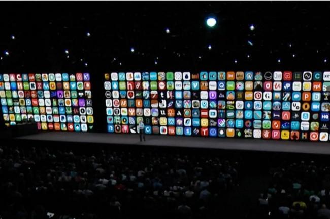 Des apps iOS sur macOs, et inversement, le projet Marzipan d'Apple commence à prendre forme. (Crédit IDG)