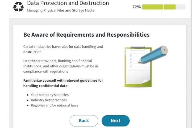 La formation en ligne ASAP (Automated Security Awareness Platform ) de Kaspersky lab permet aux collaborateurs d'une entreprise d'acquérir des compétences en hygiène informatique dans un format court. Crédit. Pixabay.