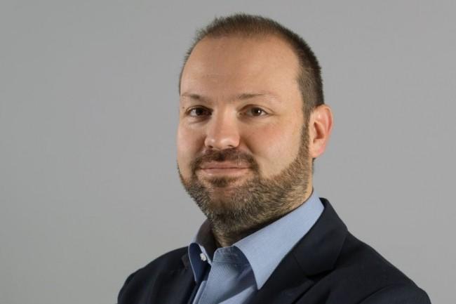 Jean-Nicolas Piotrowski, fondateur et PDG d'ITrust, va recruter des data scientists et 10 commerciaux de plus. (Crédit : ITrust)