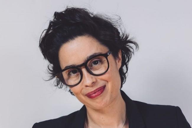 Julie Menakovski, qui travaille avec Viseo depuis 2010, prend la tête des activités de l'entreprise à Lisbonne. (Crédit : D. R.)