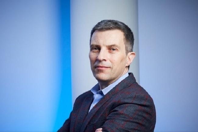 Pierre Mas, DSI de La Mutuelle Générale, explique le rôle d'une DSI lorsque le SI est full cloud public. (Crédit Bruno Levy)