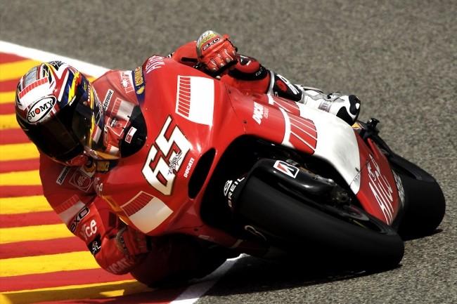 Ducati s'est associé à NetApp pour optimiser le data fabric de données de l'équipe de course. (Crédit CCA)
